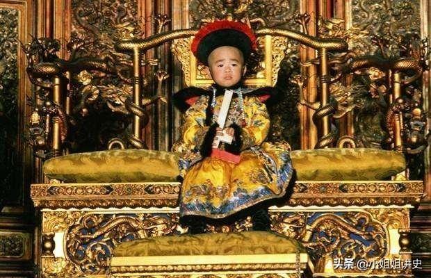 老谋深算的慈禧,为啥会选3岁娃娃当皇帝?隐藏什么不可告人的秘密?