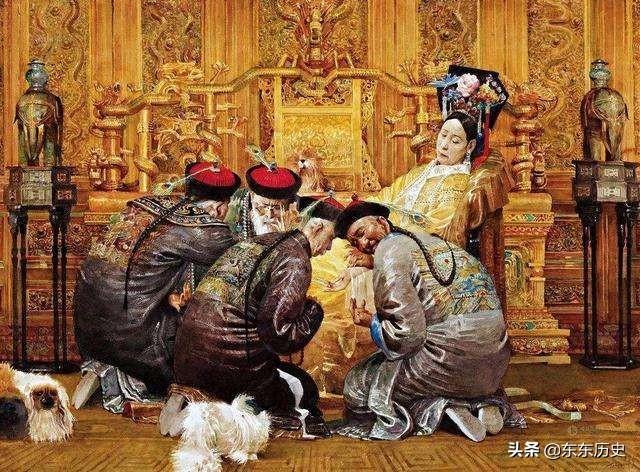慈禧是清王朝最败家的女人,她那奢靡和肮脏的生活达到什么程度?