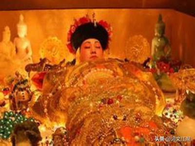 慈禧太后被孙殿英部下奸尸,如此不合理的传说为什么这么多人信?