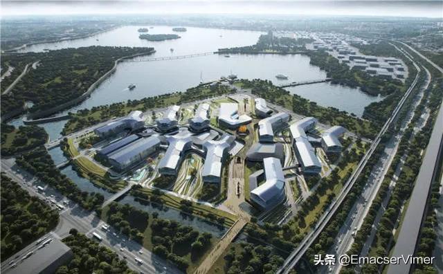 中国互联网三大巨头公司的总部大厦分别在哪里?