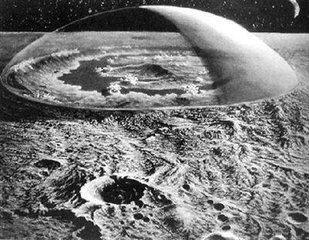 月球背面到底有没有外星人基地?