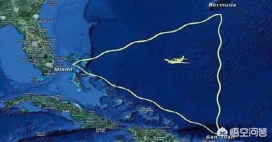 到底是什么样的原因,让百慕大三角成为一片很危险的海域呢?