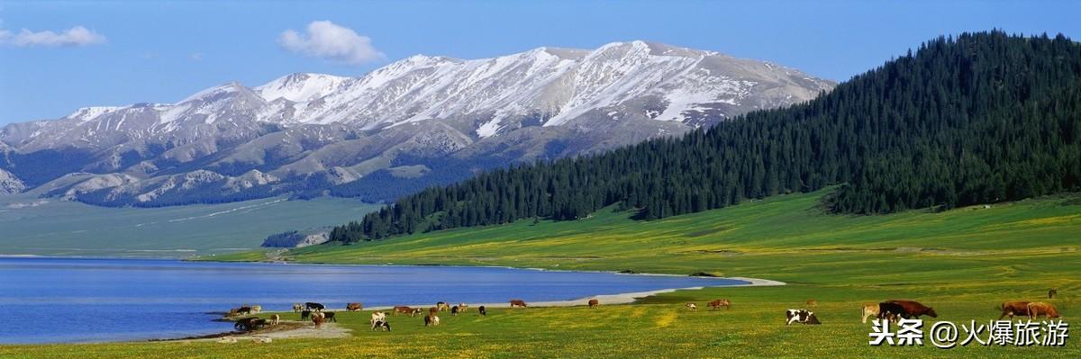 去新疆旅游,坐火车,在新疆游玩7天,怎么走最好?