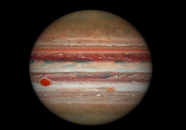 目前为止,宇宙中发现的最大行星有多大?