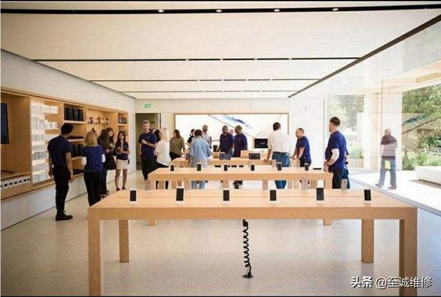 如何看待苹果将关闭大中华区以外所有零售门店?
