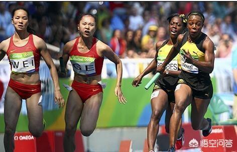 里约奥运会,美国女子接力无缘决赛,为何能够申请重赛挤掉中国进入决赛?