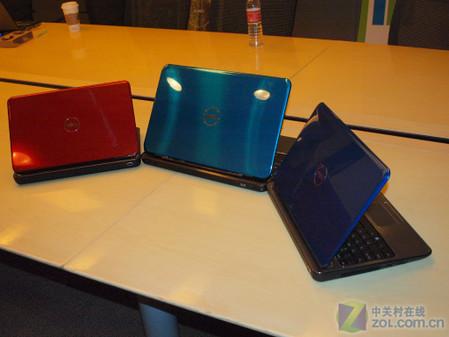 i5芯DX11独显 戴尔灵越15R彩壳本上市